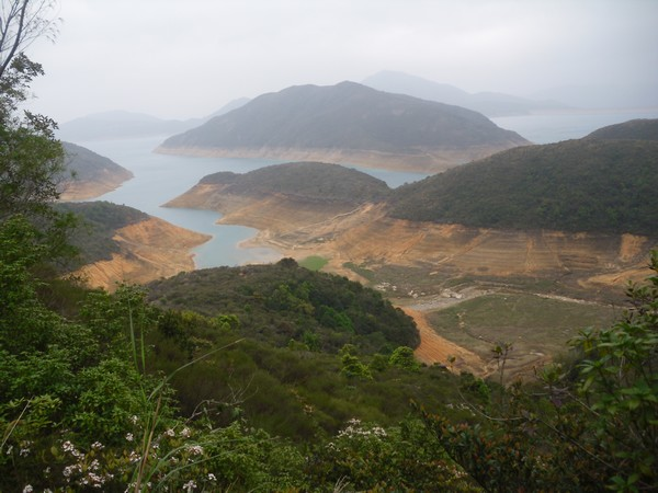lac, High Island Reservoir, Hong Kong
